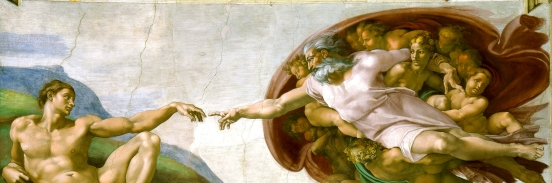 creation of adam cropped