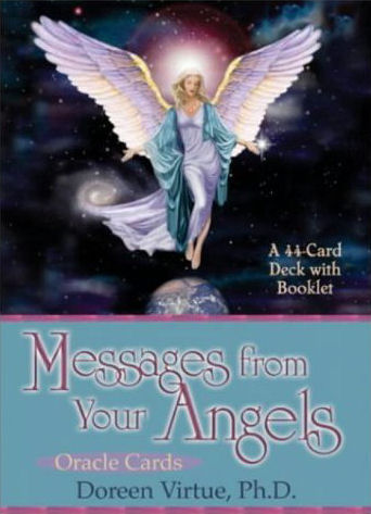 messages from your angels oracle deck doreen virtue
