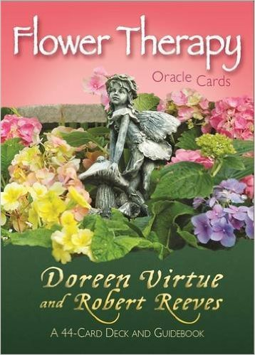 flower therapy deck doreen virtue