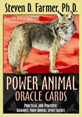 power animals deck stephen farmer