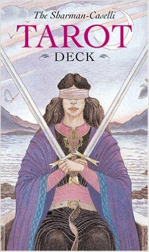 sharman caselli tarot deck