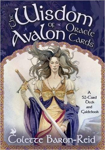 wisdom of avalon oracle deck colette baron-reid